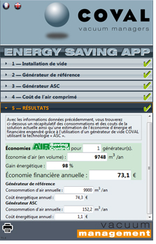 Energy Saving App
